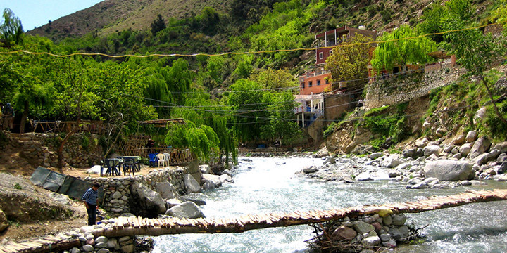 Day trip to Ourika Valley